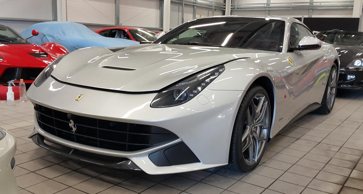 Ferrari F12